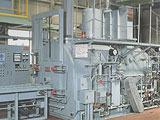 Batch type vacuum furnace
