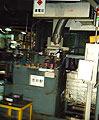 Full automatic induction hardening machine
