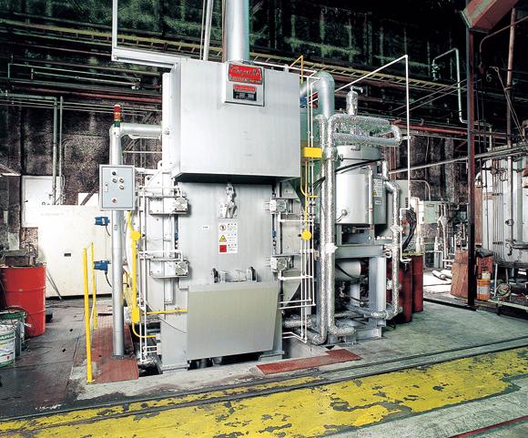 大気汚染を考慮した洗浄装置