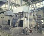 バッチ型ガス浸炭炉