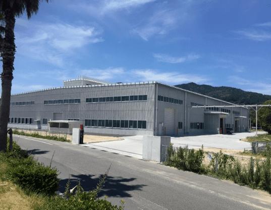株式会社ナガト 岩国工場